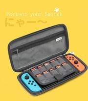 Gray Cats Case for Nintendo Switch Hi Panda friends, we here to introduce our new cute gray cat case for Nintendo Switch, a special design for a cat lover. There is nothing in the world that can compare to the little gray cat who dedicates his/her life to protect your dearly Nintendo Switch. Our goal is to deliver this Gray Cats, Nintendo Switch Case, Nintendo Switch Accessories, Pink Panda, Cat Paws, Protective Cases, Card Games, Cat Lovers, Goal