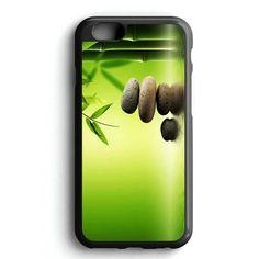 Zen Bamboo Stone iPhone 7 Case