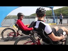 New promo video of the ICE Sprint 2014 recumbent trike