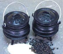 Salt & Pepper Cauldrons !