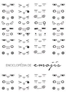 Uma coleção de emoji pra você usar - Sernaiotto