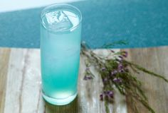 Blue Breeze with Smirnoff® Whipped Cream Flavored Vodka