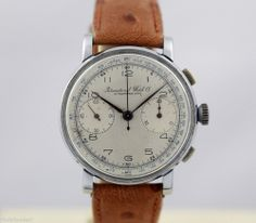 Beautiful IWC chronograph watch