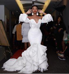 African Wedding Dress, Wedding Dresses, Mermaid Wedding, Fashion, Wedding, Bride Dresses, Moda, Bridal Gowns, Fashion Styles