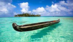 PUESTO 3. La Isla Dog, San Blas, Panamá. San Blas es un archipiélago de 365 islas que se encuentra ubicado cerca de la costa norte del Istmo, en el oriente del canal, en el Caribe de Panamá. Sus espectaculares playas de arenas blancas se encuentran rodeadas por las aguas más cristalinas y azules que tiene el Caribe.