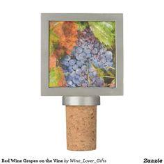 Custom Wine Stopper. Great gift idea for Wine Lover. Stocking Stuffers for Wine Lovers.
