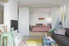 Vivienda de 45 m2 en Moscú