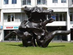 Rotterdam kunstwerk standing figure.jpg Willem de Koning