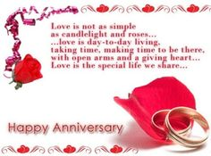 10 Best Anniversary Wishes Images Anniversary Greeting Cards