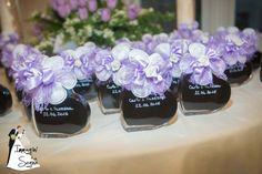 Le nostre bomboniere uniche e perfette per condividere con amici e parenti il vostro grande giorno. www.coloriesapori.com