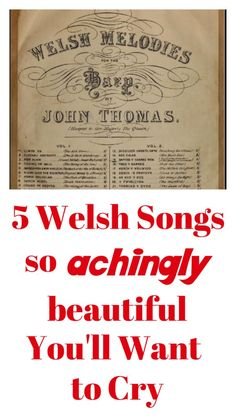 5 Welsh Songs So Achingly Beautiful, You'll Want to Cry – Flying With Dragons Welsh Swear Words, Welsh Words, Welsh Lady, Welsh Language, Wales Uk, South Wales, Pembrokeshire Wales, Cymru, Do Not Fear