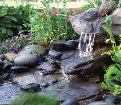 Beautiful Garden Fountain ideas (56)