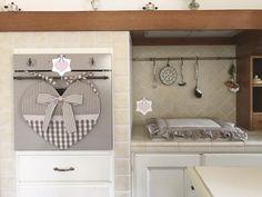 set copriforno a forma di cuore e coprifuochi cucina e servizi da tavola di nellessenziale