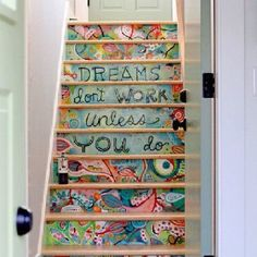 Stairway to our dreams...;)