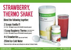 Tea in your shake, great way to get the benefits of the tea if you don't like the taste! Order now! Go to https://www.goherbalife.com/nicoleshumaker/en-US or call 717-433-4184.
