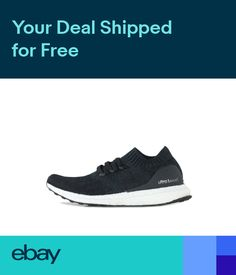 3e7d8d02d460f New Adidas Ultra Boost Uncaged M Black DA9164 Running Shoes For Mens