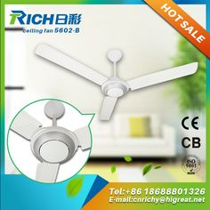 China alibaba air cool ceiling fan with producing strong airflow
