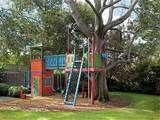 Tree house from The Childrens Cottage Company