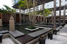 The Bar & Courtyard The Setai (Miami Beach, FL) - Hotel Reviews - TripAdvisor