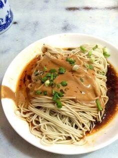 Wei Xiang Zhaie Sesame Noodles |