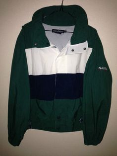Nautica Jacket Size Medium Excellent Condition #Nautica #BasicJacket