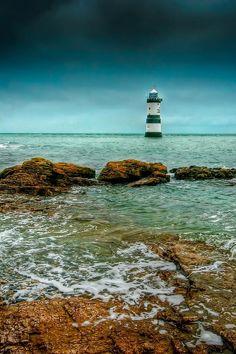 Penmon Point - Wales, UK by KastleKitty