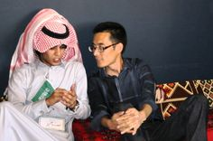 Middle East meets East in Murray. Photo from International Studies at MSU