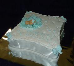 Krstinové torty » Torta Krstinová pre Tomáška