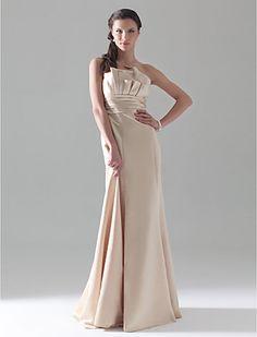 LIZ - Vestido de Dama de honor de Satén - EUR € 77.56