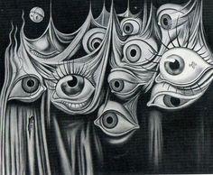 Dali  s   eyes
