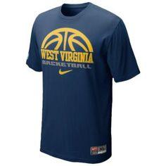 Nike College Basketball Practice T-Shirt - Men's - Basketball - Fan Gear - Villanova - Navy