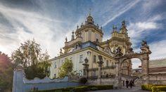 Собор Св. Юра, место съемок к/ф Дартаньян и три мушкитера