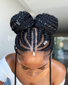 120 African Braids Hairstyle Pictures to Inspire You | ThriveNaija