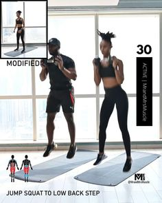 Tone your Legs and build your Glutes in this POWERFUL HIIT Workout at Home or the gym. Low impact modifications are included. Fitness Workouts, Full Body Hiit Workout, Gym Workout Videos, Fitness Workout For Women, Sport Fitness, Body Fitness, At Home Workouts, Fitness Motivation, Home Exercise Routines