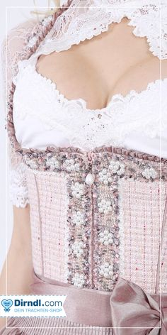 Mode Statements, Manic Pixie Dream Girl, Dirndl Blouse, Trends, Models, Elegant, Lace Shorts, Couture, Cool Outfits