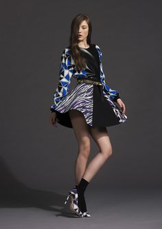 Fausto Puglisi Pre-Fall 2014 - Review - Fashion Week - Runway, Fashion Shows and Collections - Vogue