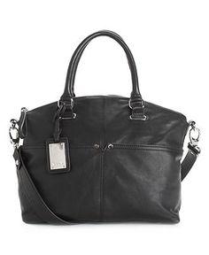 Tignanello Handbag, Polished Pockets Convertible Satchel - Tignanello -  Handbags  amp  Accessories - Macy s. Clutch BagCrossbody ... cffa7f4d6f