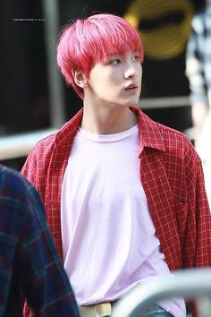 """haechan red hair: a thread ☆"" Nct 127, Taeyong, Zen, Sm Rookies, Kpop, Winwin, Jaehyun, Red Hair, Boy Groups"