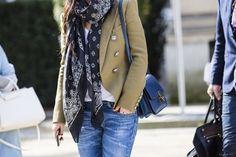 29 melhores imagens de Lenços   Moda mulhere, Como usar lenços e ... 3440212ac3