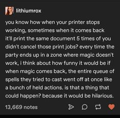 Writing A Book, Writing Tips, Writing Prompts, Dungeons And Dragons Game, Dungeons And Dragons Homebrew, Tumblr Funny, Funny Memes, Hilarious, Dnd Funny