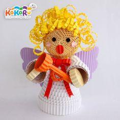 Angel with Clarinet  #kokoru #chrismas