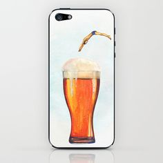 Holiday iPhone & iPod Skin by Polly Lin Ipod, Phone Cases, Holiday, Vacations, Phone Case, Ipods, Holidays Events, Holidays, Vacation