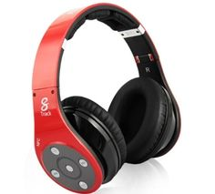 Bluedio Revolution R+ Wireless HD stereo Bluetooth headset. NFC, Bluetooth 4.0, mp3, 8 speakers with 3D sound.