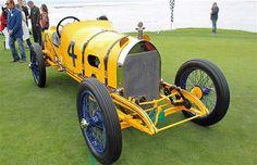 1914 Mercer Model 45 Race Car