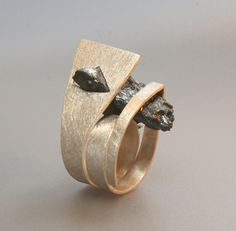 Sofia Costa Gomes -  Hematite Ring