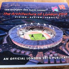 Wonderful book about the architecture of London 2012. Highly recommended!