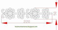 Hungarian Embroidery, Autocad, Folk, Ornaments, Regional, Model, Popular, Scale Model