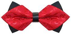 OCIA® Handmade Casual Wedding Party Pre-tied Men's Fashio…