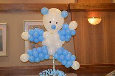 Balloon Bear - Ideal Party Decorators
