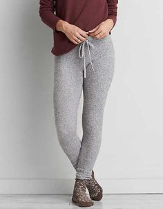 This is way soft. Like, ahh-mazingly soft. So soft you'll never take it off. -- MEDIUM OR LARGE?
